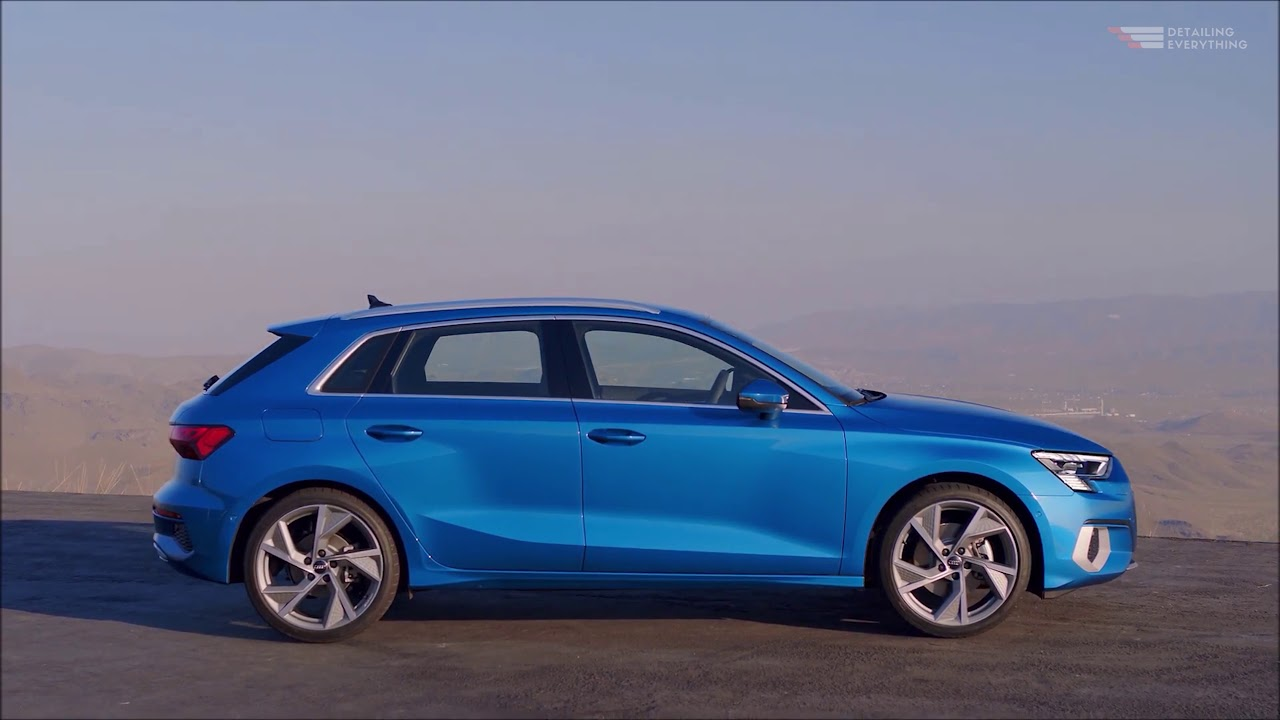 All New 2021 Audi A3 Sportback in Details - YouTube
