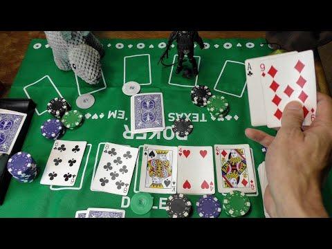 Как Играть в Техасский Покер Холдем Объясняю Правила Покера 2020