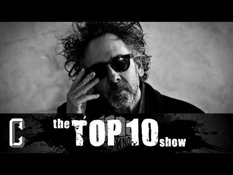 The Top 10 Tim Burton Films - The Top 10 Show