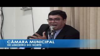 Professor Washington: Mais uma vês o Deputado Adail Carneiro decepcionou o eleitorado Jaguaribano