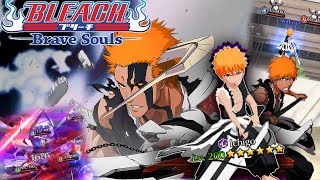 TRUE BANKAI ICHIGO CUTS THROUGH DESPAIR! | Bleach Brave Souls - Android
