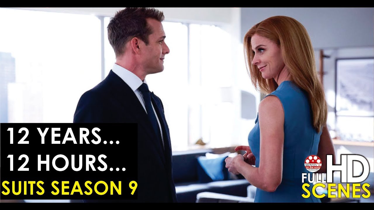 Download Suits Season 9 Ep. 1: 12 Years 12 Hours scene FULL HD