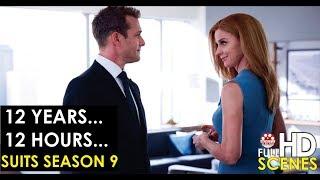Suits Season 9 Ep. 1: 12 Years 12 Hours scene FULL HD
