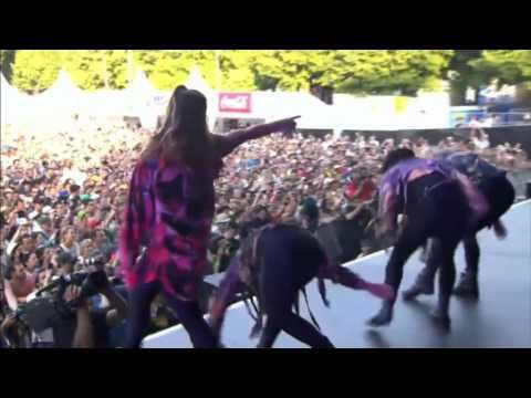 Lindsey Stirling - Moon Trance [Live in France]
