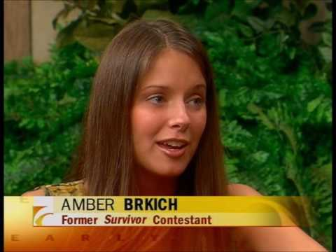 Amber Brkich Early Show Interview (2001)
