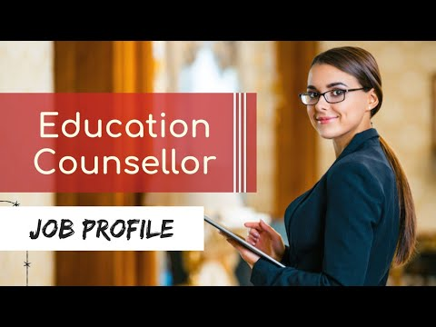 Education Counsellor Job Description || Role & Responsibility Of Education Counsellor In Institute