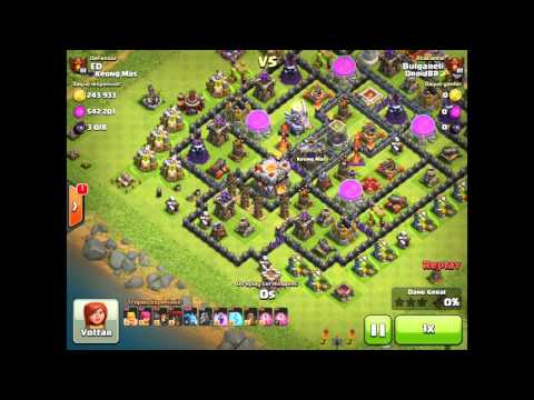 Endless attack. Troops disappeared-Clash of Clans