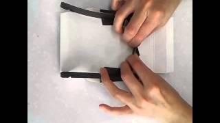 [브레드가든/이지베이킹]파베생초콜릿박스 하단 접는 방법