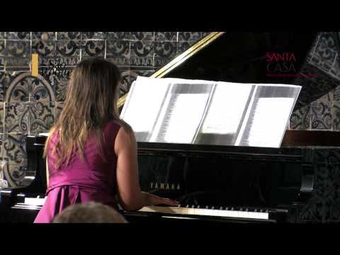 SCML - TMSR 2014 - SOFIA LOURENÇO - Música Portuguesa para piano dos séculos XIX e XX