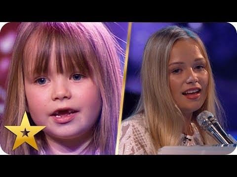 All grown up! The child stars of BGT return to the stage | BGT: The Champions from YouTube · Duration:  16 minutes 12 seconds
