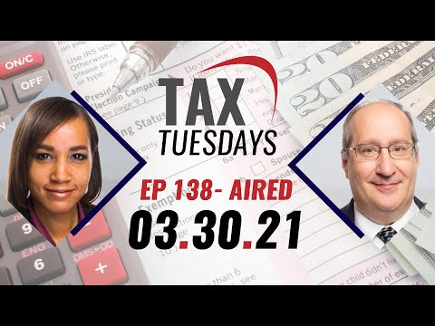 Investing in stocks with an LLC, Deducting Business from Home and More! Tax Tuesday Ep. 138
