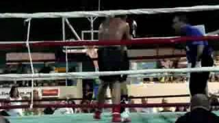 Battle of the Bad Boys, Ludvic Muscat vs Steve Aquilina 29/08/08 - 4th round
