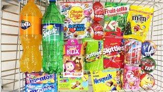 A Lot of CandyФанта,Спраит,Маша и Медведь,Тачки,Смешарики