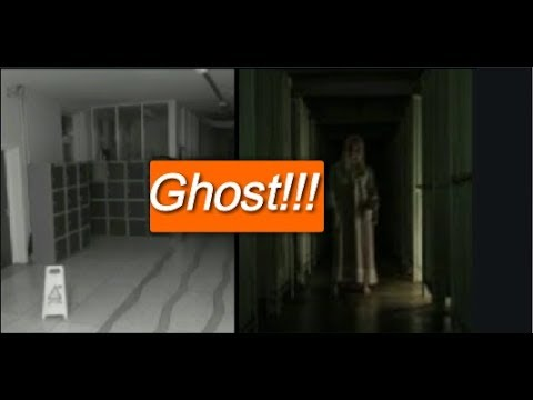 A Ghost caught on CCTV camera in school|The incredible