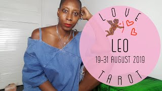 LEO ♌333333!!! 3 ACES MEANS NEW LIFE!!! NEW LOVE!!! 👀💖💓💝19-31 AUGUST 2019 LOVE TAROT