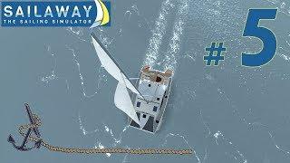 Sailaway - The Sailing Simulator - trymowanie po raz wtóry.