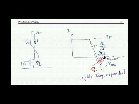 Continuing education lectures:  MOSFET datasheet - Part 2
