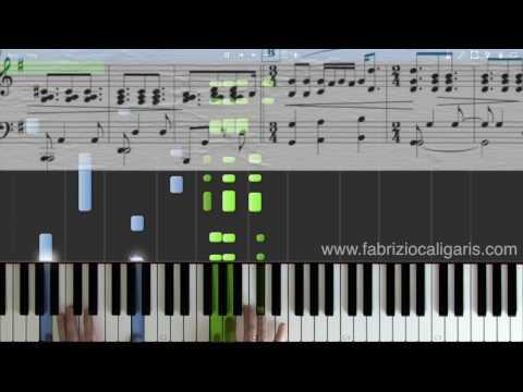 Blackbird - (piano cover)