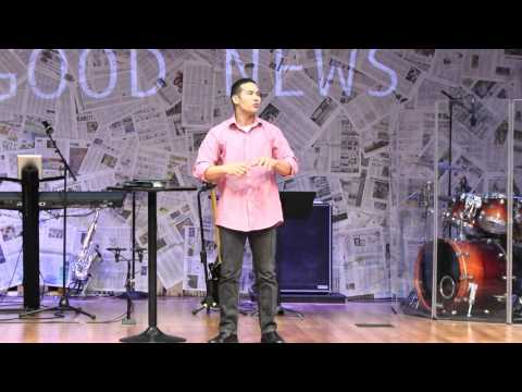 """""""Standing Strong in a Weak World""""      By: Pastor Sheldon Lacsina"""