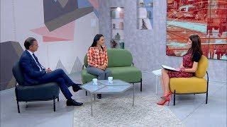Следобед с БСТВ 21.11.2019 гости Стефан Делайе и Весела Тодорова