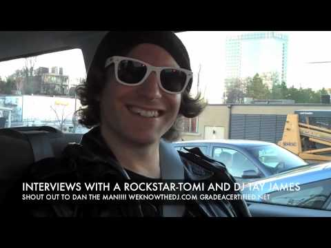 INTERVIEWS WITH A TOMI-A TRUE ROCKSTAR!!!