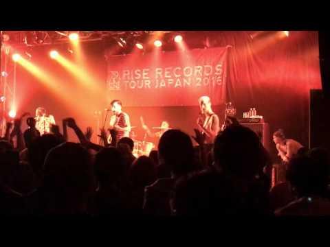 crown the empire - zero 【Live at RISE RECORDS TOUR JAPAN 2016】