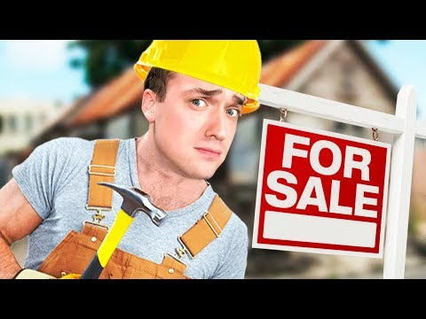 IT'S TIME TO TURN THIS SHED INTO A MANSION!! - House Flipper #1