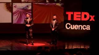 Latinismo: Agregar valor a través del diseño | Galo Enríquez & Juan Felipe Enríquez | TEDxCuenca