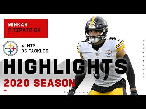 Minkah Fitzpatrick Full Season Highlights   NFL 2020