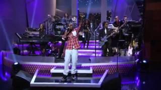 Nas Performs on Arsenio Hall 09/11/2013
