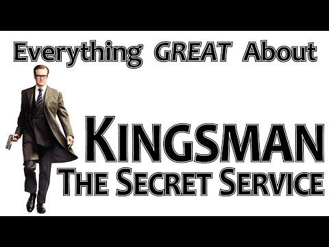 everything-great-about-kingsman:-the-secret-service!
