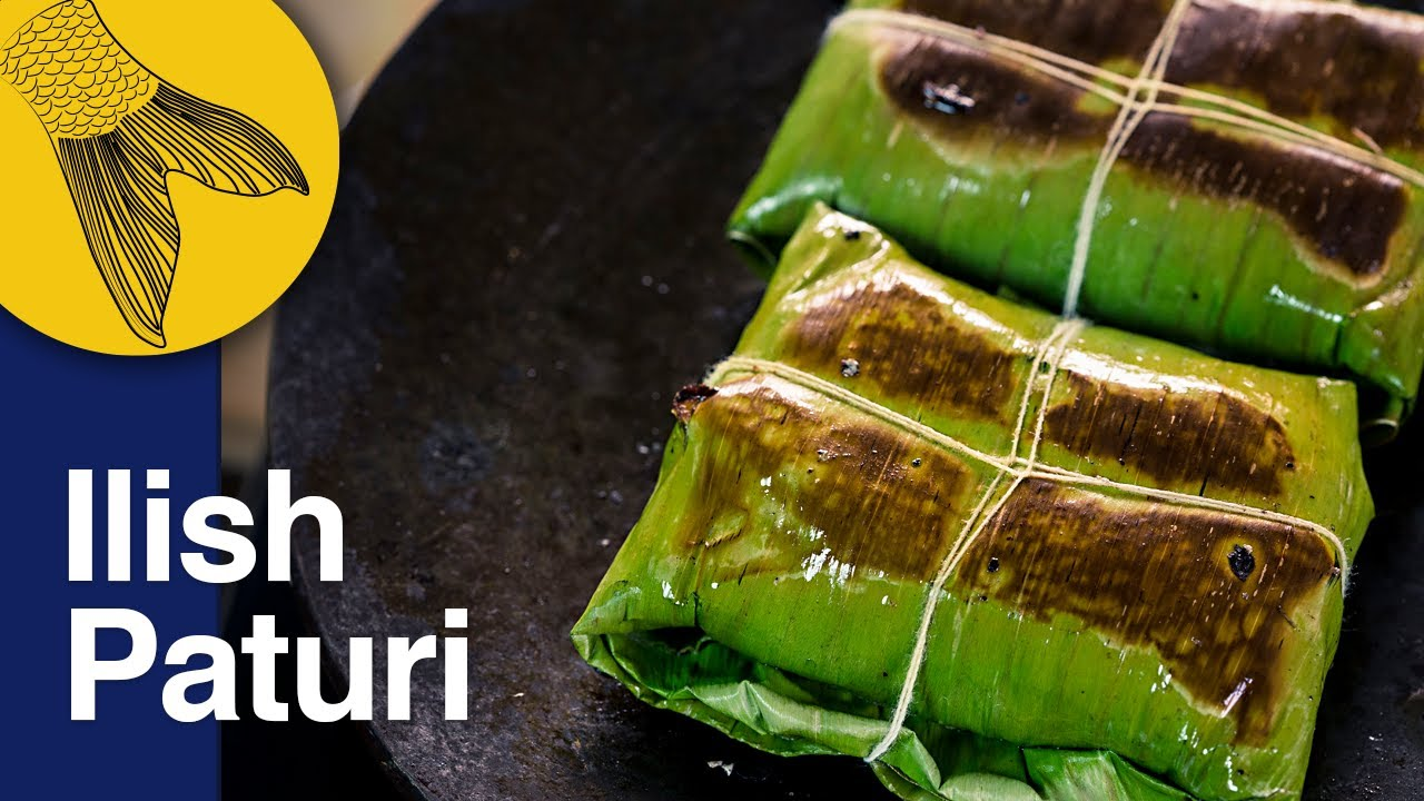 how to cook shorshe ilish