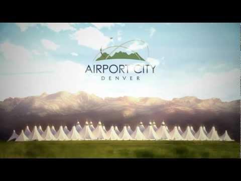 Airport City Denver