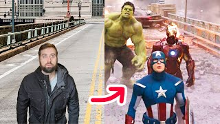 I Visit Every Marvel Cinematic Universe Movie Location In New York