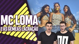 MC LOMA, AS GÊMEAS LACRAÇÃO E A GOURMETIZAÇÃO DA ESCAMA DE PEIXE! | Virou Festa
