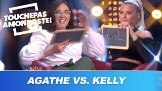 Kelly Vedovelli et Agathe Auproux règlent leurs comptes en direct !