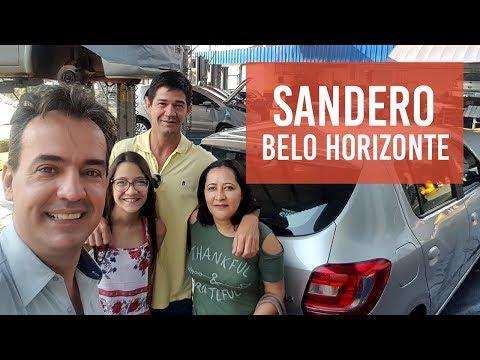 Sandero TOP no GÁS de Belo Horizonte, GNV 5º Geração