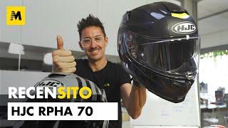 HJC RPHA 70. Recensione completa casco sport-touring