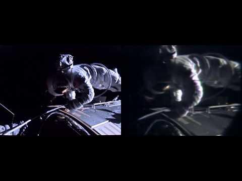 Apollo 16 Deep Space EVA
