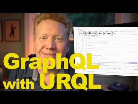 URQL for GraphQL - Part 1