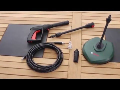 Bosch Aqt 35 12 Plus Product Demonstration Youtube