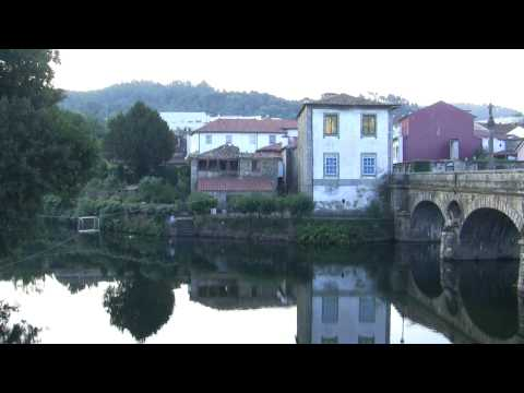 Arcos de Valdevez - Rio Vez - Musica Cantares de Outono