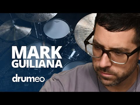 Mark Guiliana: Exploring Your Creativity On The Drums (FULL DRUM LESSON) - Drumeo