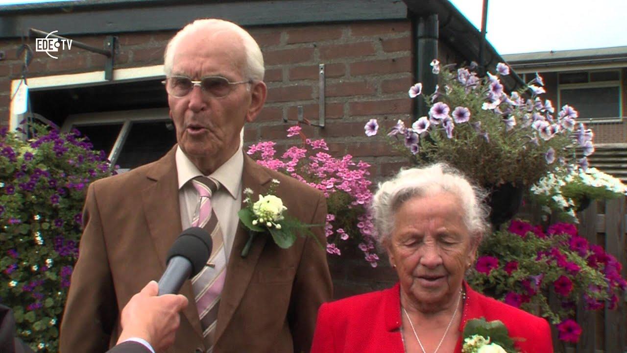 60 Jarig Huwelijk