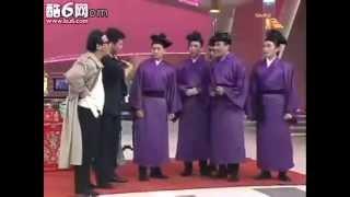 """星爺, 鎮宇, 郭晉安, 劉青雲, 張兆輝 做 """"茄喱啡"""""""