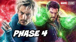 Doctor Strange 2 Quicksilver Scene News Breakdown - Avengers Doctor Strange 2 Teaser