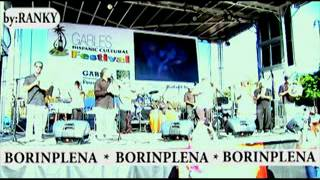 "BORINPLENA Gables Hispanic Cultural Fest 2012 ""Que Gente Averigua"""