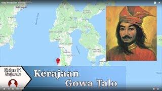Download lagu Kelas 11 Sejarah Kerajaan Gowa Talo Pendidikan Indonesia MP3