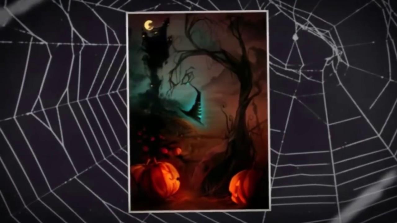Zucca Di Halloween Paurose.Canzoni Halloween In Un Video Da Paura La Notte Delle Zucche Dei Fantasmi E Delle Streghe