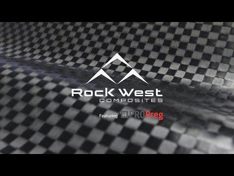 Rock West Composites - Composite Prepreg
